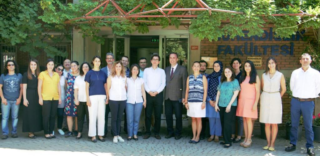 Marmara Üniversitesi Çevre Mühendisliği Bölümü
